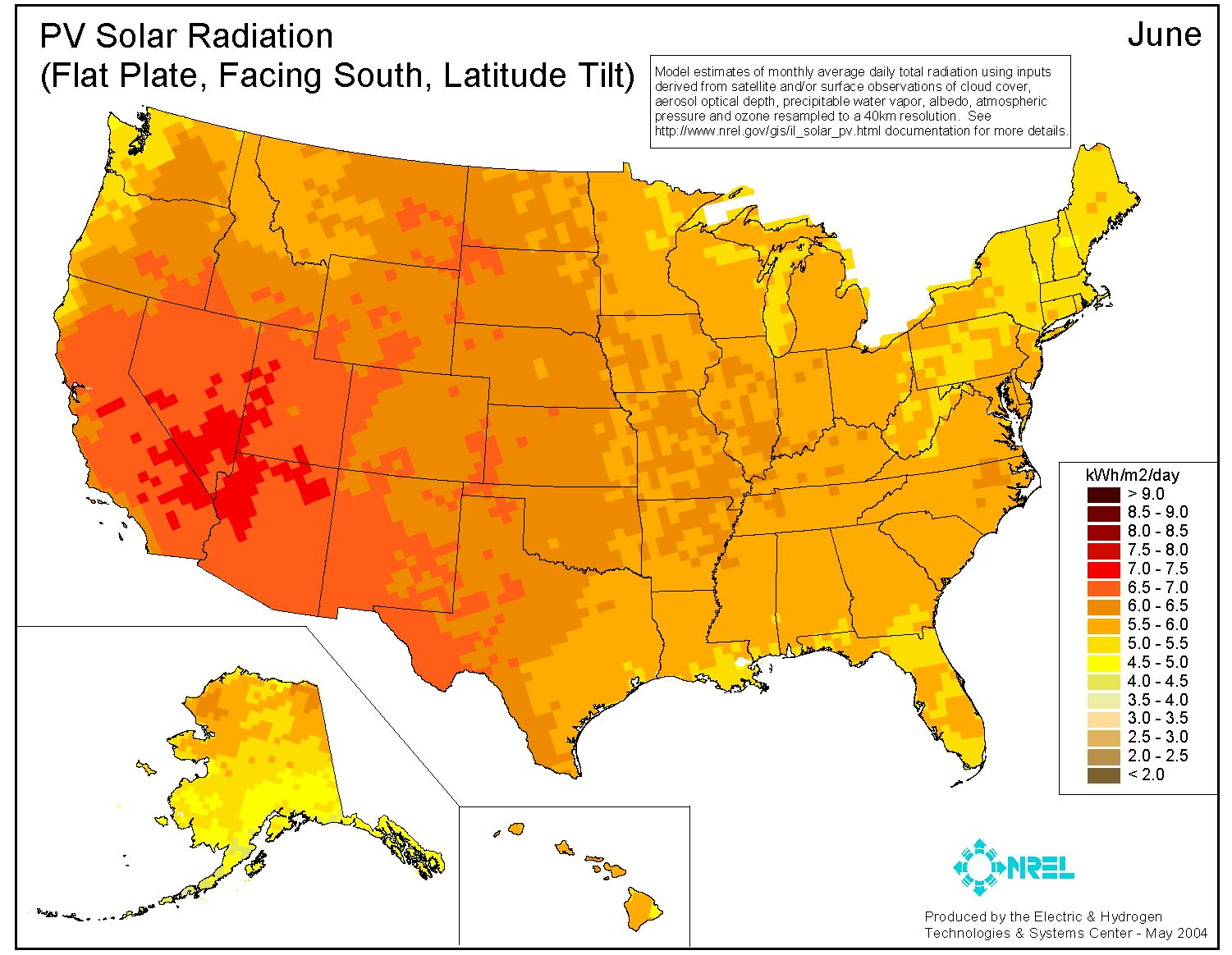 Welcome Pveducationcom Solar Education For Everyone - Us-cloud-cover-map